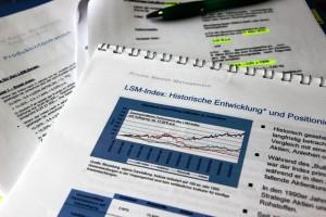 Die Deutsche Bank wird derzeit von Anlegern auf Schadensersat verklagt.
